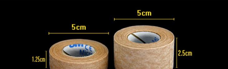 Băng keo giấy 3M Micropore- mầu da, không gây dị ứng, nhẹ nhàng cho da, độ bám dính tốt