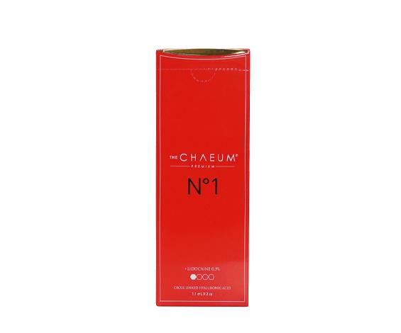 Chaeum No.1 - Hạt HA mềm: Chuyên dùng để tiêm căng mọng môi, nếp nhăn nhỏ quanh miệng, quanh mắt