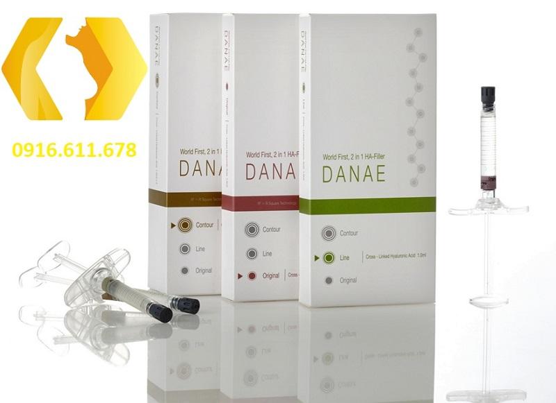 Chất làm đầy da Filler Danae – giải pháp cho làn da đẹp hoàn hảo
