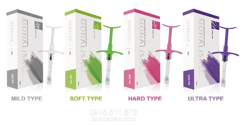 Bộ sản phẩm Filler Monalisa – giải pháp cho làn da đẹp hoàn hảo