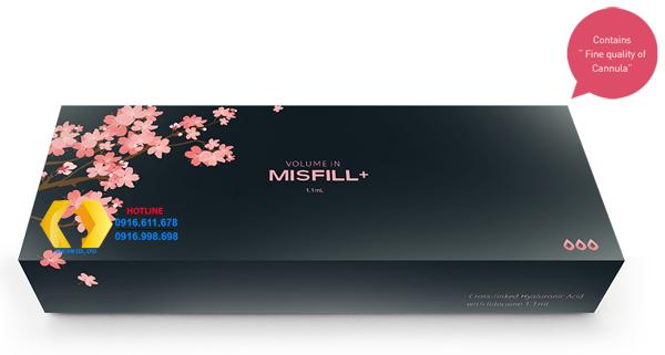 Misfill+ Volume In