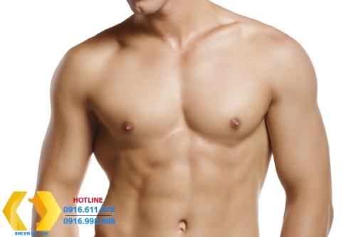 Đặt túi ngực nam và những nguyên tắc không thể bỏ quả