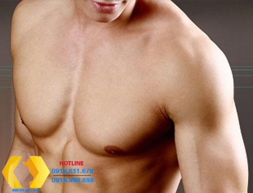 Nâng ngực cho nam có gì đặc biệt?