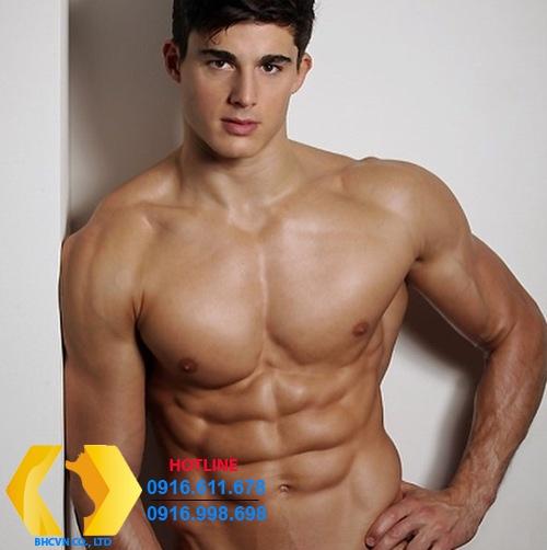 Nâng ngực cho nam giới hiệu quả đến bất ngờ