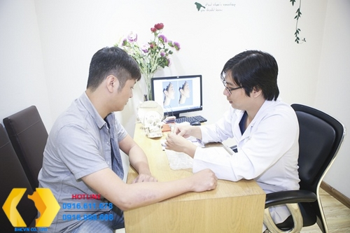 Quy trình nâng ngực cho nam giới được thực hiện như thế nào?